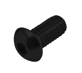BLACK BUTTON CAP SCREW JIS STANDARD