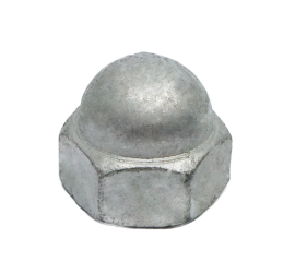 HDG HEX DOMED CAP NUT