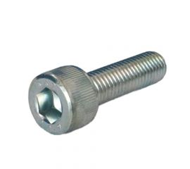 ZINC CR3 10.9 SOCKET CAP SCREW (FULL THREAD)