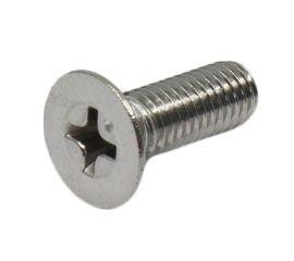 JIS B-1111 Japanese Stainless steel 304 flat head(+) machine screw