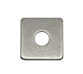 STEEL/PLAIN SQUARE WASHER LARGE TYPE