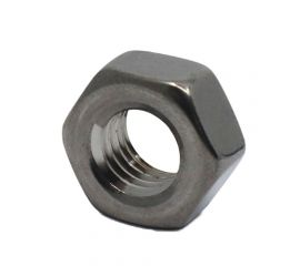 SUS304 HEX NUT JIS TYPE-2 (LEFT)