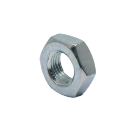 ZINC CR3 HEX NUT JIS TYPE-3 (THIN TYPE) FINE PITCH