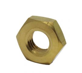 BRASS HEX NUT JIS TYPE-3 (THIN TYPE)