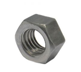 STEEL/PLAIN SMALL HEX NUT TYPE-1 (LEFT)