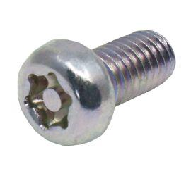 ZINC CR3 6-LOBE PIN PAN HEAD SCREW